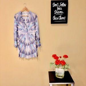Mara Hoffman Women's Compass Shirt Dress